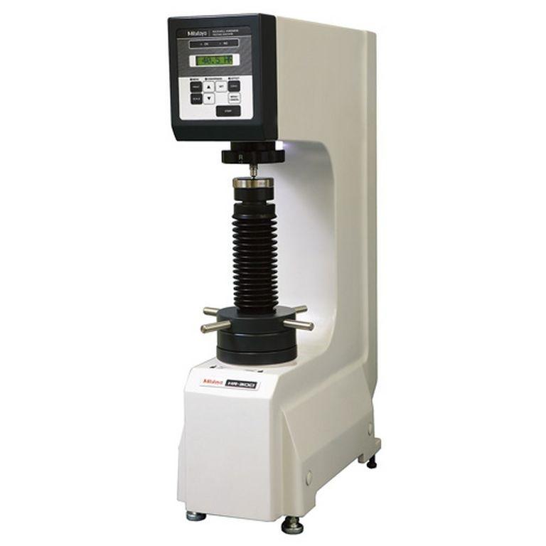 Máy đo độ cứng để bàn Rockwell Mitutoyo HR-320MS (Hiển thị số, điều khiển bằng động cơ)