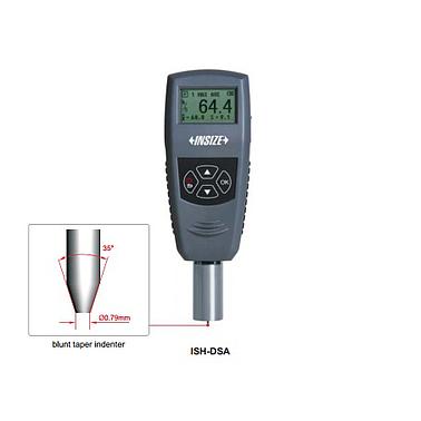 Máy đo độ cứng điện tử Insize ISH-DSA (Lưu dữ liệu,đo kiểu A,nhựa mềm,cao su mềm 0-100HA)