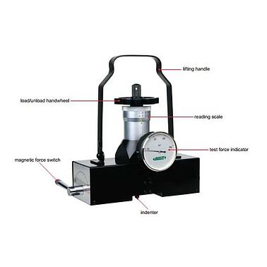 Máy đo độ cứng từ tính dạng cơ kiểu BRINELL/ROCKWELL INSIZE ISHR-B141