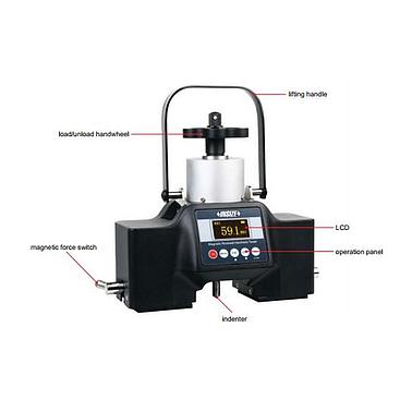 Máy đo độ cứng từ tính hiển thị số kiểu ROCKWELL INSIZE ISHR-D121