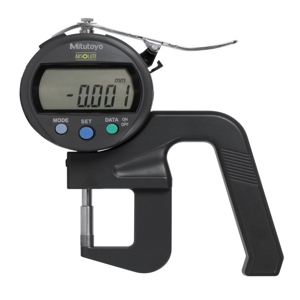 Đồng hồ đo độ dày vật liệu điện tử Mitutoyo 547-300S (0-10mm/ 0.0005 inch)