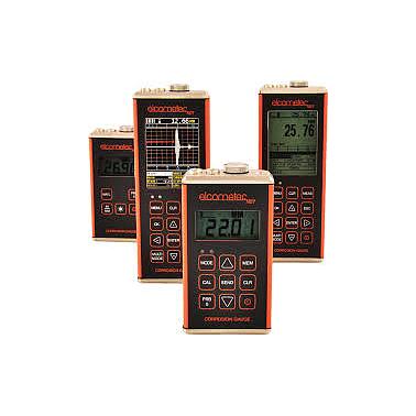 Máy đo độ dày ăn mòn Elcometer CG100B (0.01~508mm, đo qua lớp sơn, B-Scan)
