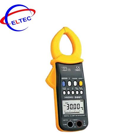 Ampe kìm AC Hioki 3281 (600A, True Rms)