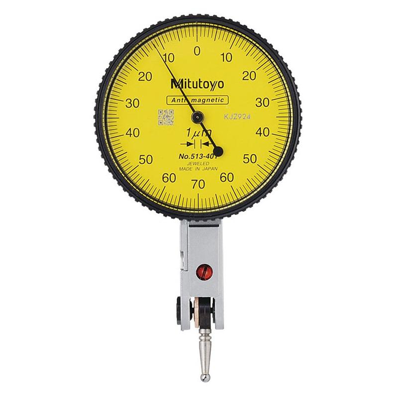 Đồng hồ so chân gập Mitutoyo 513-401E (0-0.14mm/0.001mm)