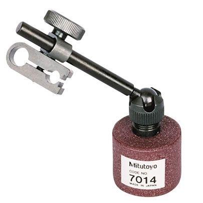 Đế từ mini Mitutoyo 7014E (ø4mm,ø9.53mm)