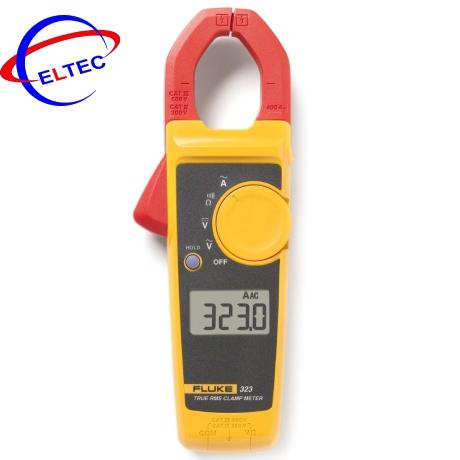 Ampe kìm Fluke 323 (True RMS, 400A, AC)
