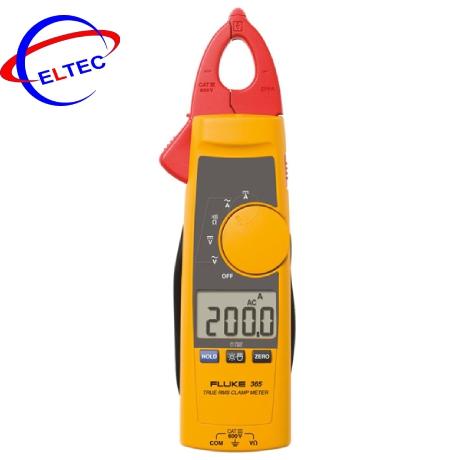Ampe kìm Fluke 365 (True Rms, kìm tháo ngoài, 200A, AC/DC)