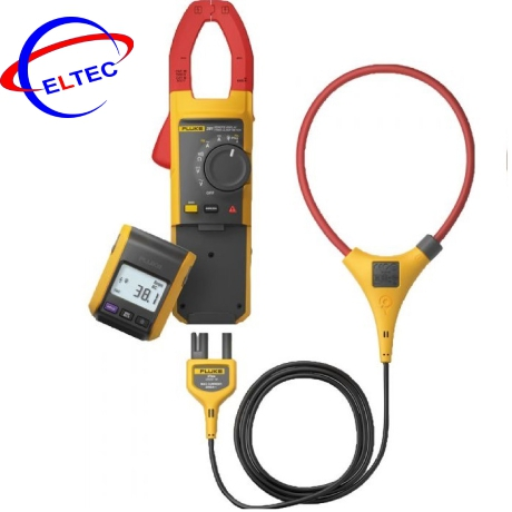 Ampe kìm Fluke 381 (True Rms, 1000A, iFlex, Wireless, AC/DC)