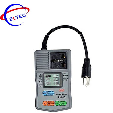 Thiết bị đo công suất Sew PM-10