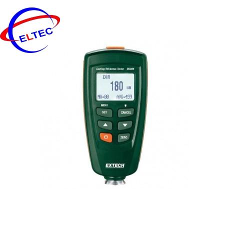 Máy đo độ dày lớp phủ Extech CG204 (từ tính, không từ tính)