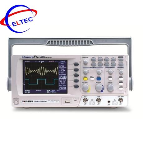 Máy hiện sóng số GWinstek GDS-1102A-U (100Mhz, 2 CH,1Gsa/s)