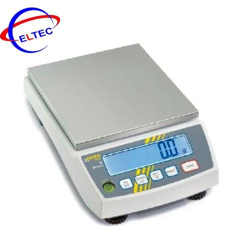 Cân điện tử dùng trong phòng thí nghiệm KERN PCB 6000-1 (6000g/0,1g)