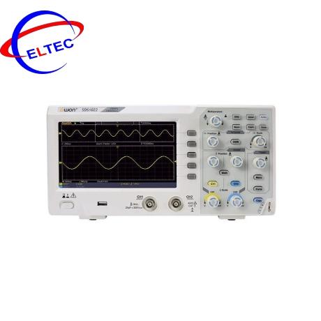 Máy hiện sóng số Owon SDS1022 (2 kênh, 20Mhz,100Ms/s )