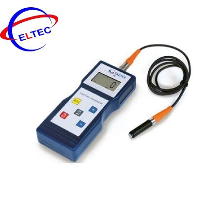 Máy đo độ dày lớp phủ SAUTER TB 1000-0.1FN (1mm, từ tính và không từ tính)
