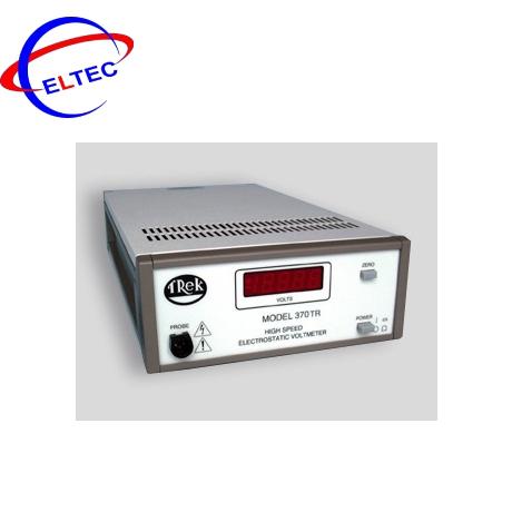 Máy đo điện áp tĩnh điện không tiếp xúc DC TREK 370TR (0 đến ±3 kV DC, hồi đáp nhanh)