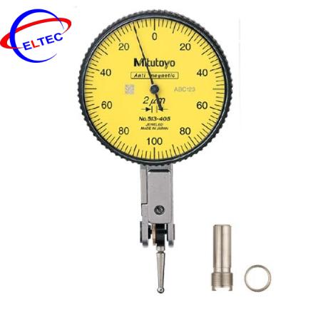 Đồng hồ so chân gập Mitutoyo 513-405-10E (0-0.2mm/0.002mm)