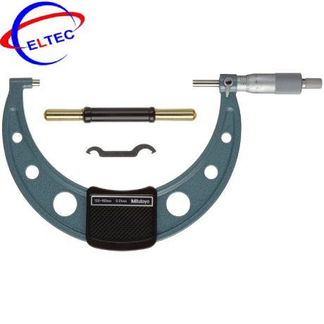 Panme đo ngoài cơ Mitutoyo 103-142-10 (125-150mm)