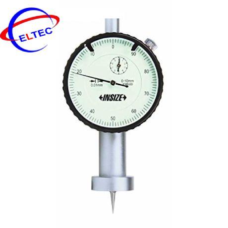 Đồng hồ đo độ sâu cơ khí INSIZE 2343-101 (0-10mm /0.01mm)