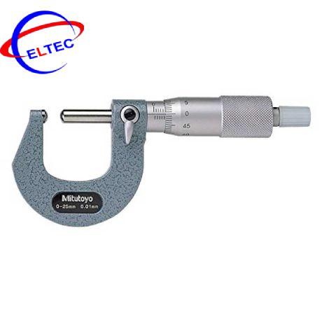 Panme cơ đo chiều dày ống Mitutoyo 115-215 (0-25mm)