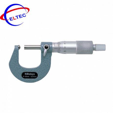 Panme cơ đo ống Mitutoyo 115-115 ( 0-25mm)