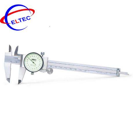 Thước cặp cơ khí đồng hồ Insize 1312-150A (0-150mm)