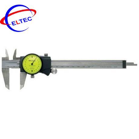 Thước cặp đồng hồ Mitutoyo 505-730 (0-150mm)