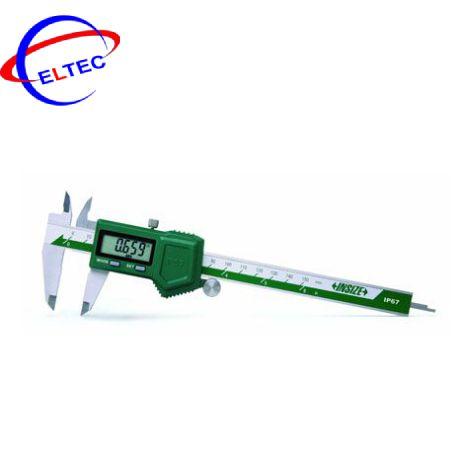 Thước cặp điện tử chống thấm nước Insize 1118-200B (0-200mm/0-8″)