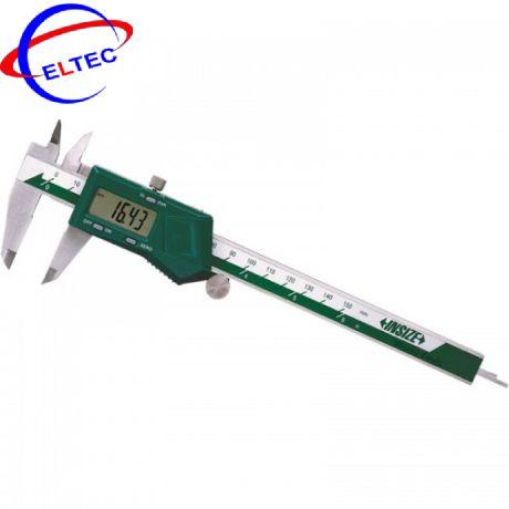 Thước cặp điện tử chống nước Insize 1118-300B (0-300mm, IP67)