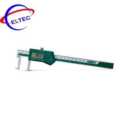 Thước cặp điện tử đo điểm trong (đo rãnh trong) INSIZE, 1121-200A, 25-200mm