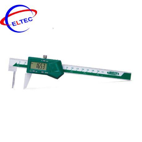 Thước cặp điện tử đo độ dày của ống INSIZE, 1161-150A, 0-150mm/0-6″