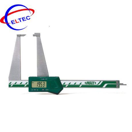 Thước cặp điện tử đo độ dày của đĩa phanh INSIZE, 1162-125A, 0-125mm/0-5″