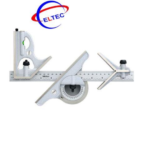 Bộ thước đo góc vuông Mitutoyo 180-907B (300mm)