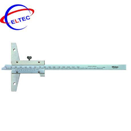 Thước đo sâu cơ khí Mitutoyo 527-203 (0-300mm x 0.05)