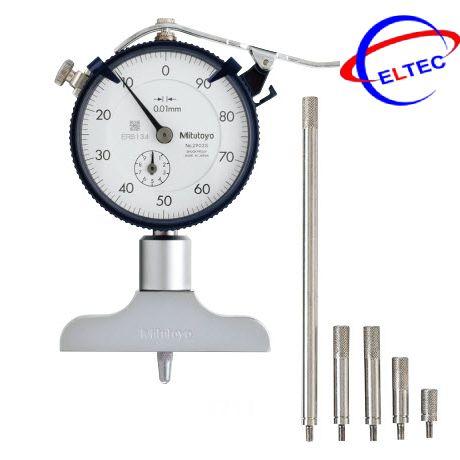Thước đo sâu đồng hồ 7211 (0-200mm)