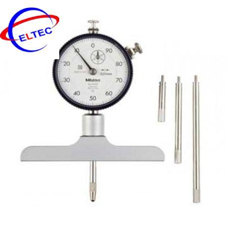 Thước đo sâu đồng hồ 7214 (0-210mm)
