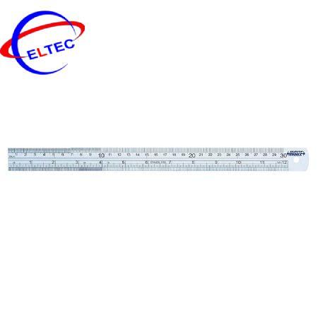 Thước lá Mitutoyo 182-151 (0-450 bề rộng 30mm)
