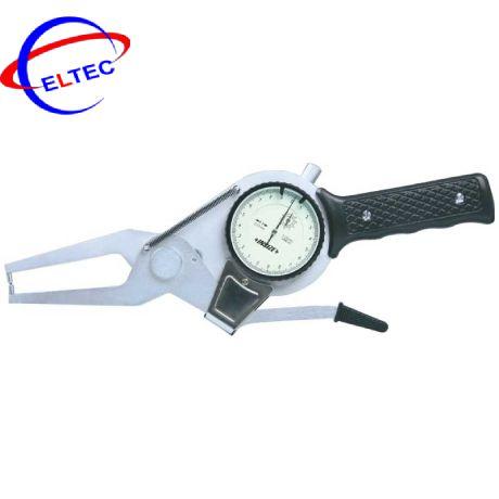 Compa đồng hồ đo ngoài Insize 2332-80 (60-80mm, 0.01mm, L: 55mm)