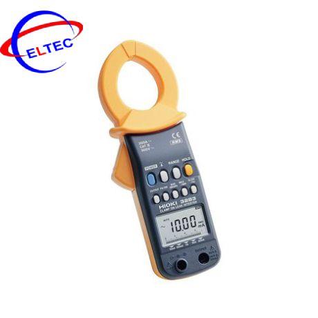 Ampe kìm đo dòng dò Hioki 3283 (200A)