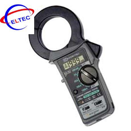 Ampe kìm đo dòng dò Kyoritsu 2413F (200mA/2/20/200A/1000A )