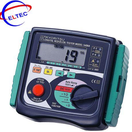 Thiết bị kiểm tra dòng rò RCD KYORITSU 5406A (500mA)