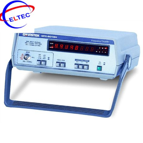 Máy đếm tần số GW Instek GFC-8010H (10Hz ~ 120Mhz)