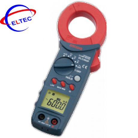 Ampe kìm đo dòng dò Sanwa DLC460F (400A,đo
