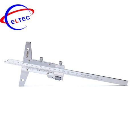 Thước đo độ sâu cơ khí Insize 1243-2001 (0-200mm / 0.02mm)
