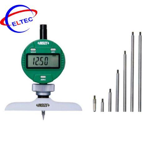 Đồng hồ đo độ sâu điện tử Insize 2141-201A (0-300mm/0.01mm)