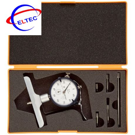 Đồng hồ đo độ sâu Mitutoyo 7212 (0-200mm/0.01mm)