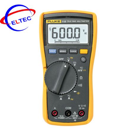 Đồng hồ vạn năng Fluke 115 (True RMS)