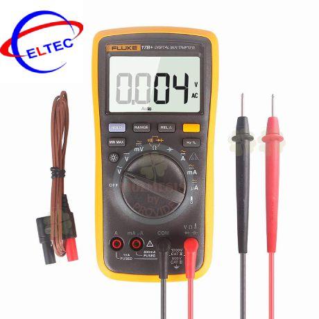 Đồng hồ vạn năng Fluke 17B+ (Đo nhiệt độ)