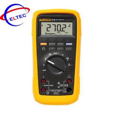 Đồng hồ vạn năng Fluke 27 II (IP67)