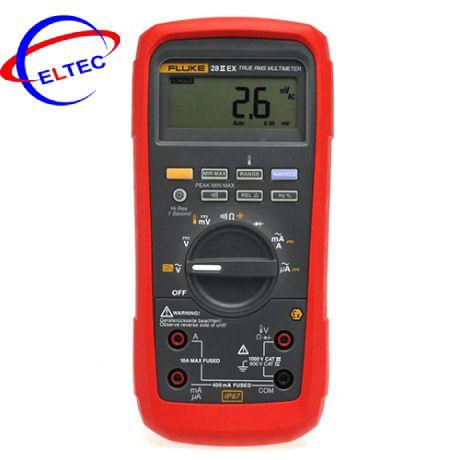 Đồng hồ vạn năng Fluke 28 II (IP67)