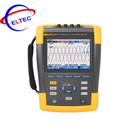 Máy phân tích chất lượng điện và năng lượng điện ba pha Fluke-435-II